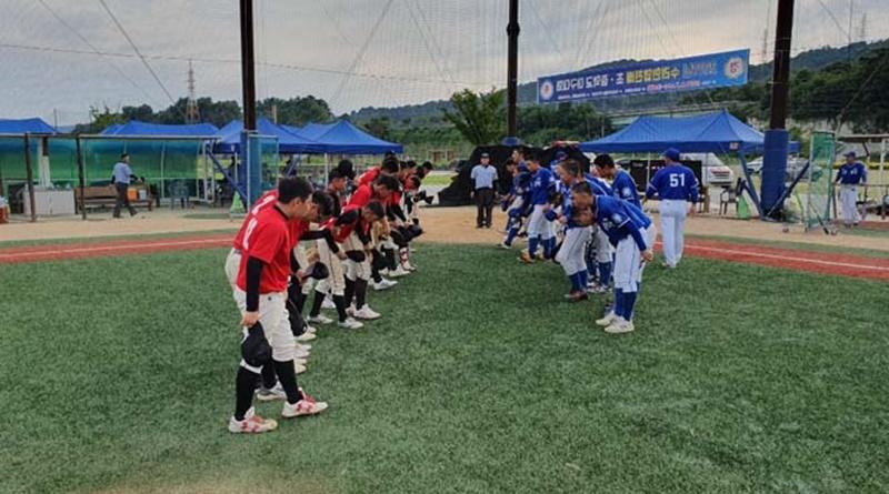 2019 수려한 합천배 초·중학교 야구대회 성료