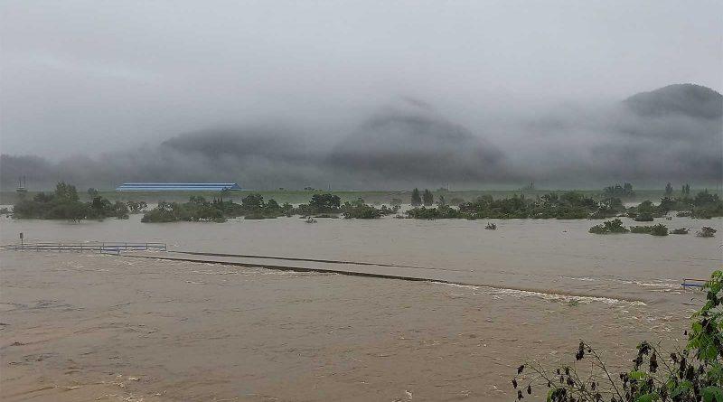 갈마산앞황강