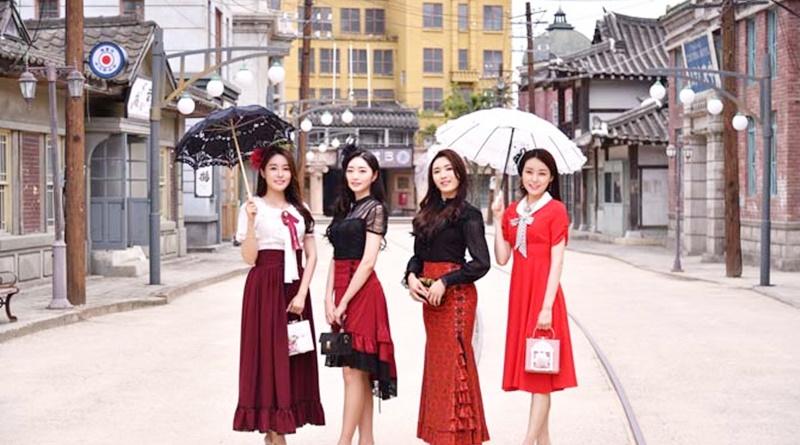 2021 미스경남 관광홍보사절단, 합천군 홍보에 앞장